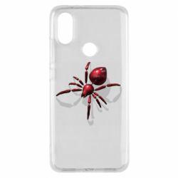 Чохол для Xiaomi Mi A2 Red spider
