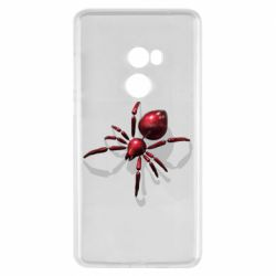 Чохол для Xiaomi Mi Mix 2 Red spider