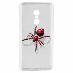 Чохол для Xiaomi Redmi Note 4 Red spider