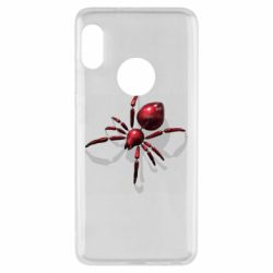 Чохол для Xiaomi Redmi Note 5 Red spider