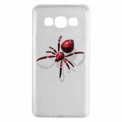 Чохол для Samsung A3 2015 Red spider