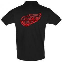 Мужская футболка поло Red Wings