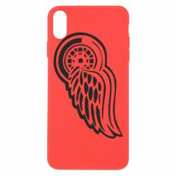 Чехол для iPhone Xs Max Red Wings