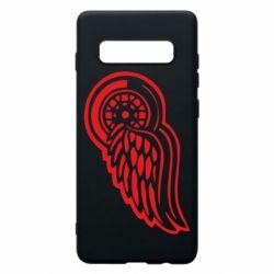 Чехол для Samsung S10+ Red Wings