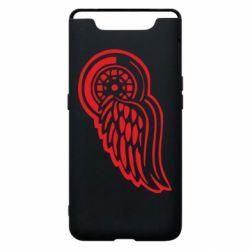 Чехол для Samsung A80 Red Wings