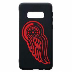 Чехол для Samsung S10e Red Wings
