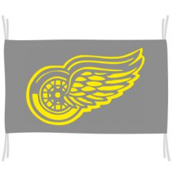 Флаг Red Wings