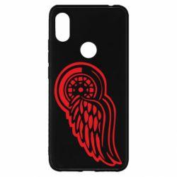 Чехол для Xiaomi Redmi S2 Red Wings
