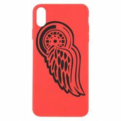 Чехол для iPhone X/Xs Red Wings