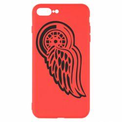 Чехол для iPhone 7 Plus Red Wings
