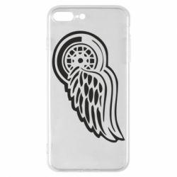 Чехол для iPhone 8 Plus Red Wings