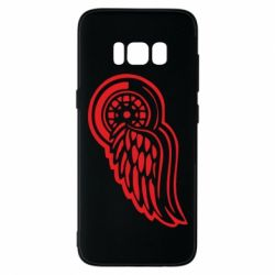 Чехол для Samsung S8 Red Wings