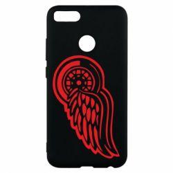 Чехол для Xiaomi Mi A1 Red Wings