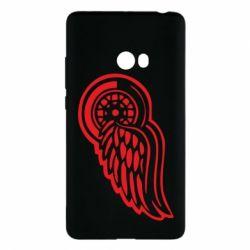 Чехол для Xiaomi Mi Note 2 Red Wings