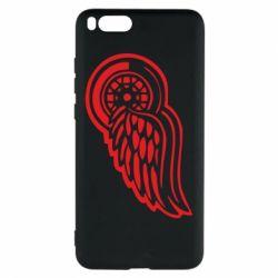 Чехол для Xiaomi Mi Note 3 Red Wings