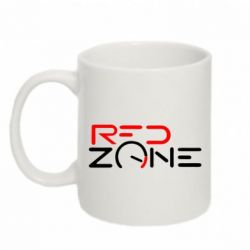 Кружка 320ml Red Zone