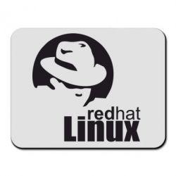 Коврик для мыши Redhat Linux - FatLine