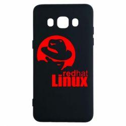 Чохол для Samsung J5 2016 Redhat Linux