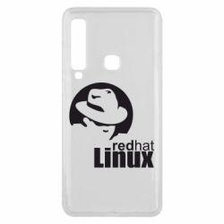 Чохол для Samsung A9 2018 Redhat Linux