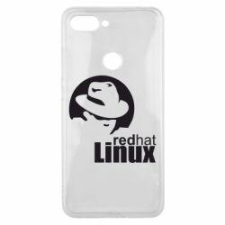 Чохол для Xiaomi Mi8 Lite Redhat Linux
