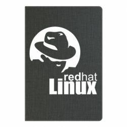 Блокнот А5 Redhat Linux