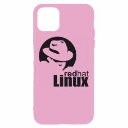 Чохол для iPhone 11 Redhat Linux