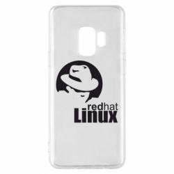 Чохол для Samsung S9 Redhat Linux