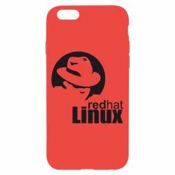 Чохол для iPhone 6/6S Redhat Linux