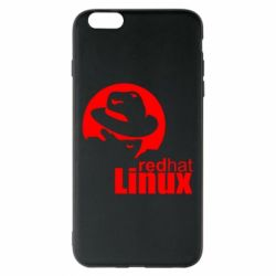 Чехол для iPhone 6 Plus/6S Plus Redhat Linux