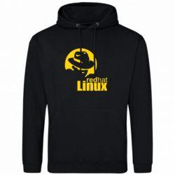 Толстовка Redhat Linux - FatLine