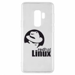 Чохол для Samsung S9+ Redhat Linux