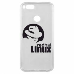Чохол для Xiaomi Mi A1 Redhat Linux