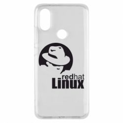 Чохол для Xiaomi Mi A2 Redhat Linux