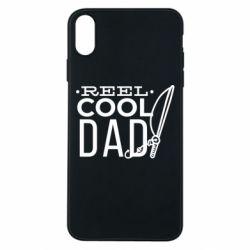 Чехол для iPhone Xs Max Reel cool dad