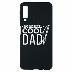 Чехол для Samsung A7 2018 Reel cool dad