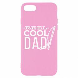 Чехол для iPhone 7 Reel cool dad