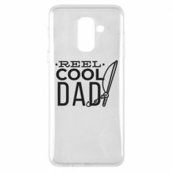 Чехол для Samsung A6+ 2018 Reel cool dad