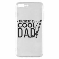 Чехол для iPhone 8 Plus Reel cool dad
