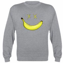 Реглан (свитшот) Banana smile
