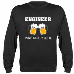 Реглан (світшот) Engineer Powered By Beer