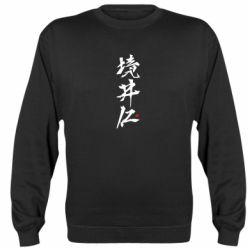 Реглан (світшот) Ghost Of Tsushima Hieroglyphs