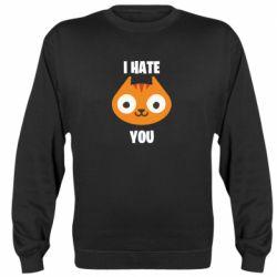 Реглан (світшот) I hate you