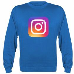 Реглан (світшот) Instagram Logo Gradient
