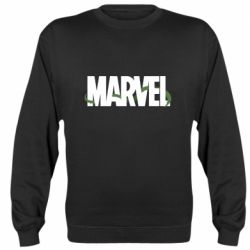 Реглан (свитшот) Marvel logo and vine