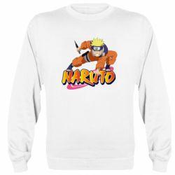 Реглан (світшот) Naruto with logo