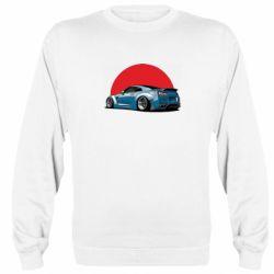 Реглан (свитшот) Nissan GR-R Japan