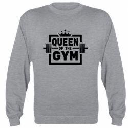 Реглан (світшот) Queen Of The Gym
