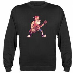Реглан (світшот) Rock'n'roll Santa