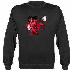 Реглан (світшот) Scarlet Witch comic art