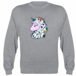 Реглан (світшот) Unicorn Princess
